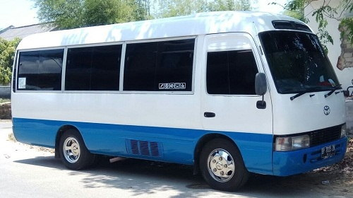 Rental Mini Bus Batam