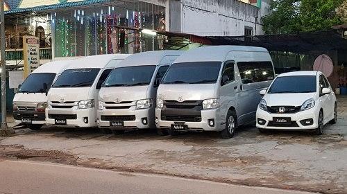 Rental Toyota Hiace di Batam